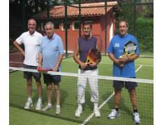 LES MILLORS CLASSES DE PADEL PER ADULTS